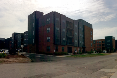 USC Student Housing – Pulaski Street